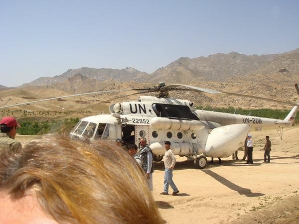 Going-to-bamiyan