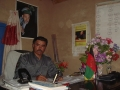 Deputy-police-chief,-dai-kundi,-afghanistan