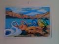 truck art lake band-e-Amir