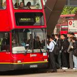 London Bus Heidi Kingstone