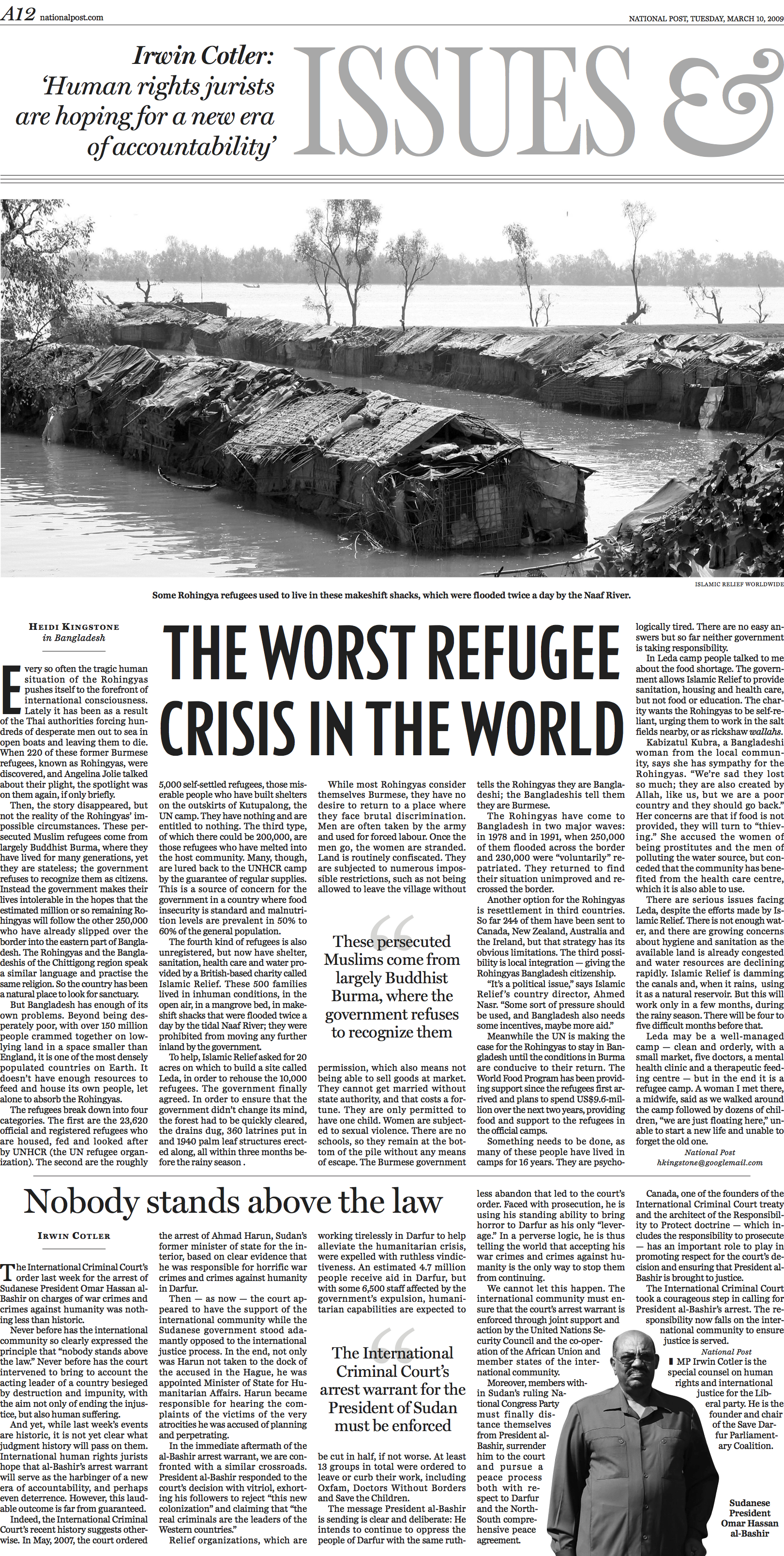 The National Post -The-Worst-Refugee-Crisis-in-the-World