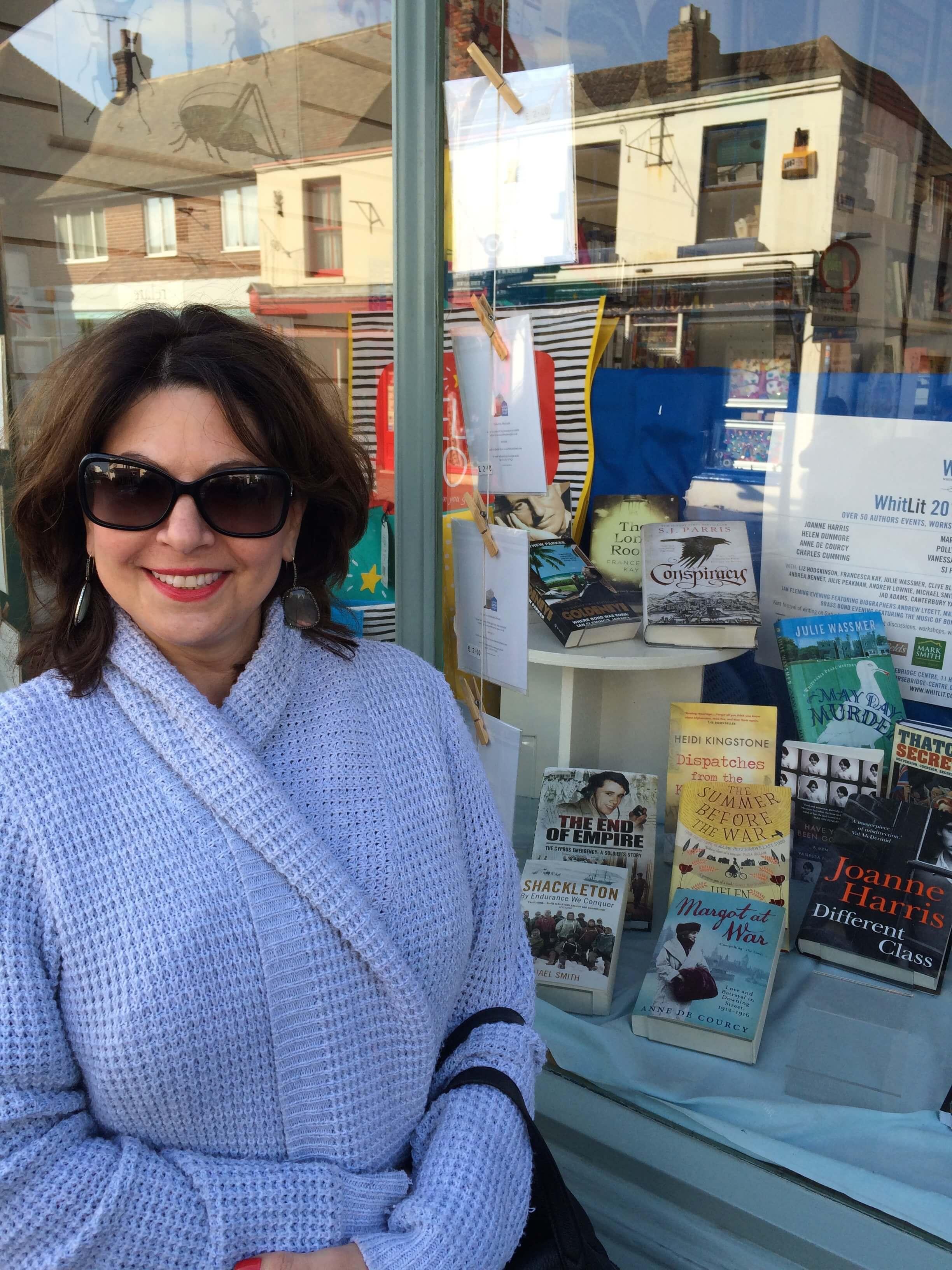 heidi kingstone whitlit whitstable literary festival